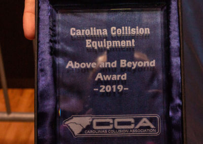 Above and Beyond Award 2019